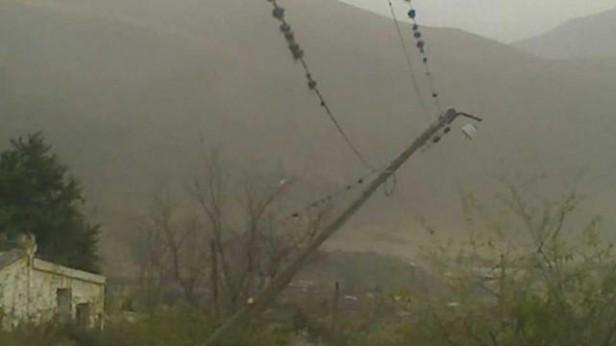 Alerta meteorológica para el norte del país