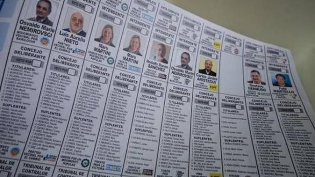 Bariloche: habrá elecciones el domingo 6 de setiembre con una gigante boleta única