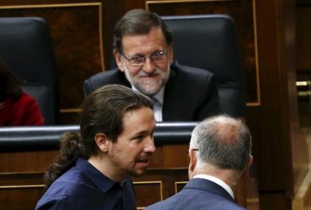 El socialismo volvió a dar la espalda a Rajoy