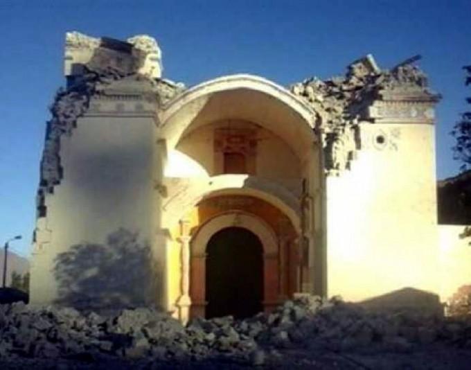 Un sismo causó al menos 4 muertos en Perú