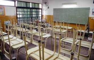 Gremio de docentes nacionales anunció paro de 48 horas