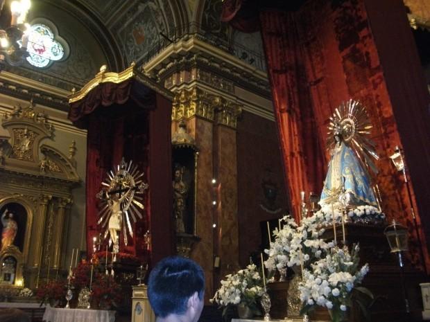 La Cooperadora Asistencial rendirá culto al Señor y la Virgen del Milagro