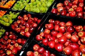 Creció la importación de frutas desde Chile
