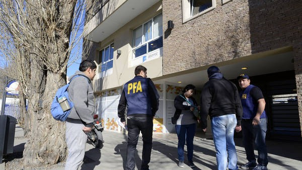 Caso Los Sauces:allanaron tres escribanías en Río Gallegos