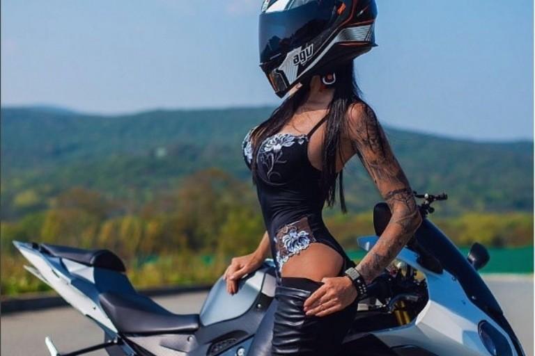 Falleció la temeraria y sensual Reina de las motocicletas