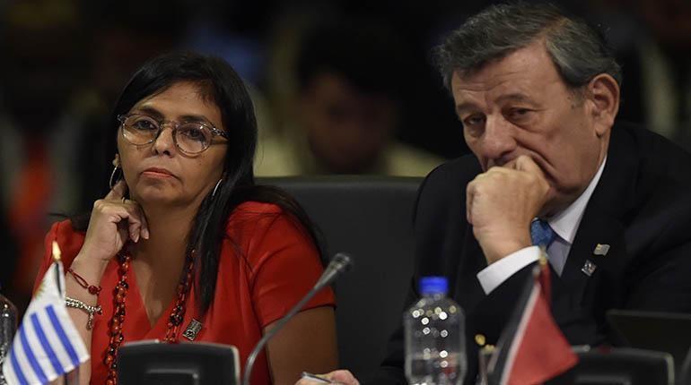 Cancilleres del Mercosur analizarán suspensión de Venezuela
