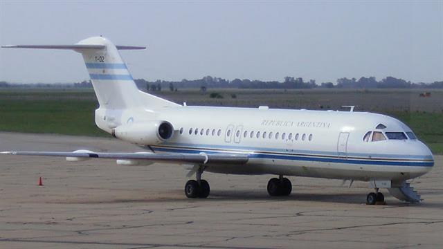 El Tango 02 se desguazará y sus repuestos serán reutilizados por las Fuerzas Aéreas