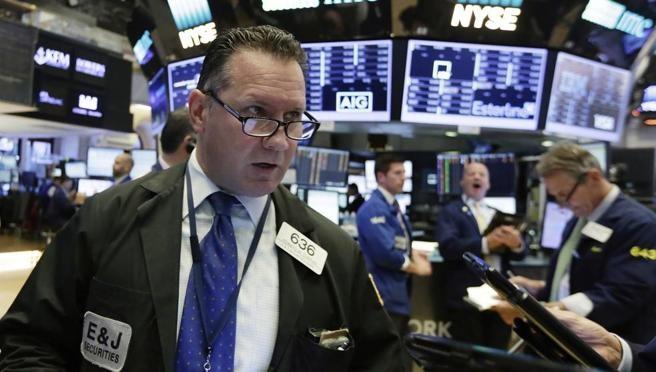 Wall Street por dudas sobre reformas  sufrió la peor jornada en 3 meses
