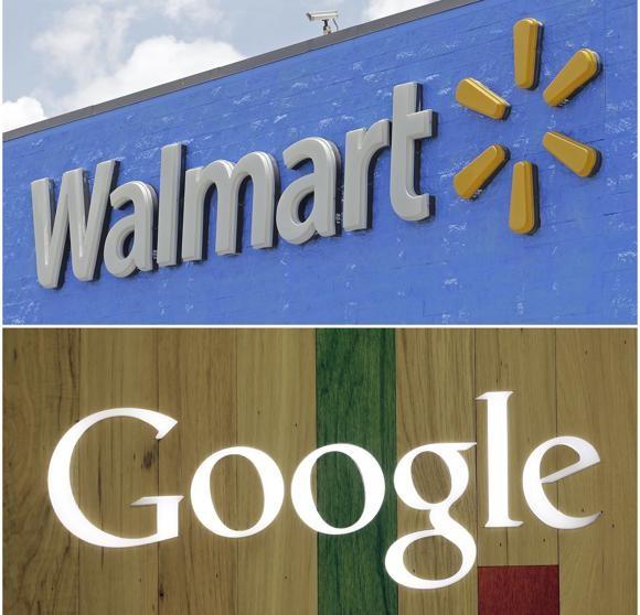 Wal-Mart Stores Inc. se alía con Google Express para derrocar a Amazon