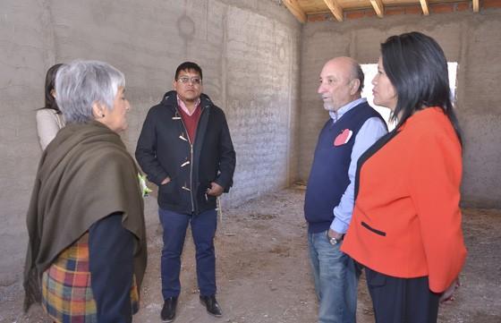 A fin de año culminarán las obras de ampliación del hospital de San Antonio de los Cobres