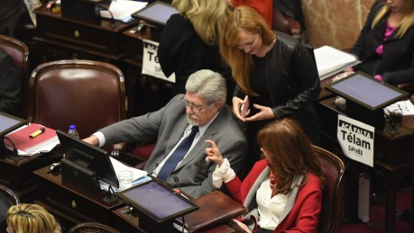 Cristina:Nunca es gratis oponerse al estado