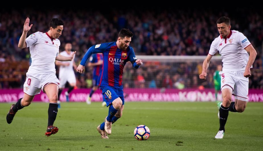 Barcelona vs Sevilla por la Supercopa de España
