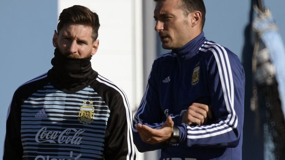 El equipo que se viene luego del no de Messi a Scaloni