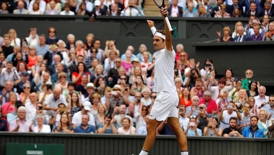 Roger Federer clasificó para el Masters 1000 de Cincinnati