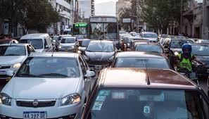 Protesta de remiseros: Caos en el trànsito