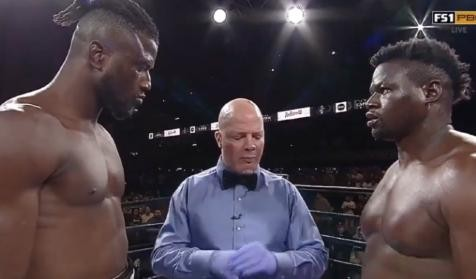 Lo nunca visto en el boxeo: suena la campana y Curtis Harper abandona el ring