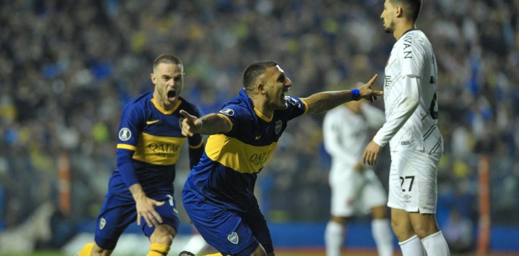 Boca paso a cuartos de final Copa Libertadores