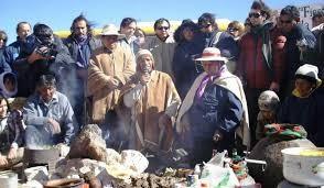 El Día de la Madre Tierra o Día de la Pachamama
