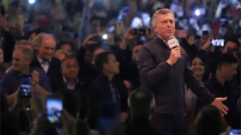 Macri cerro su campaña en Córdoba