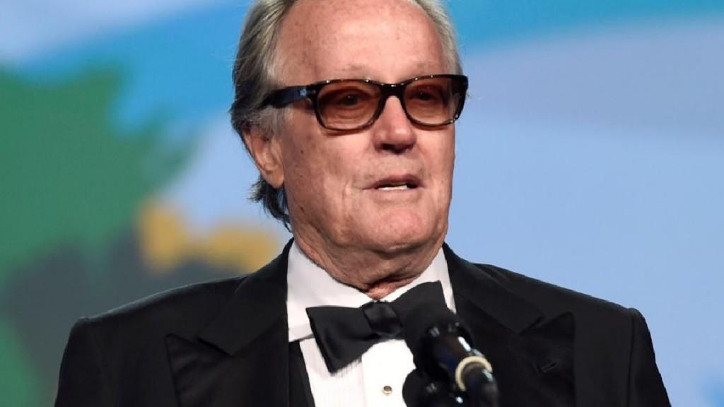 Murió el actor Peter Fonda hermano de Jane