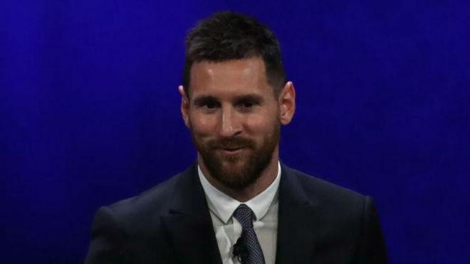 Messi descartado para la visita de Barcelona a Osasuna