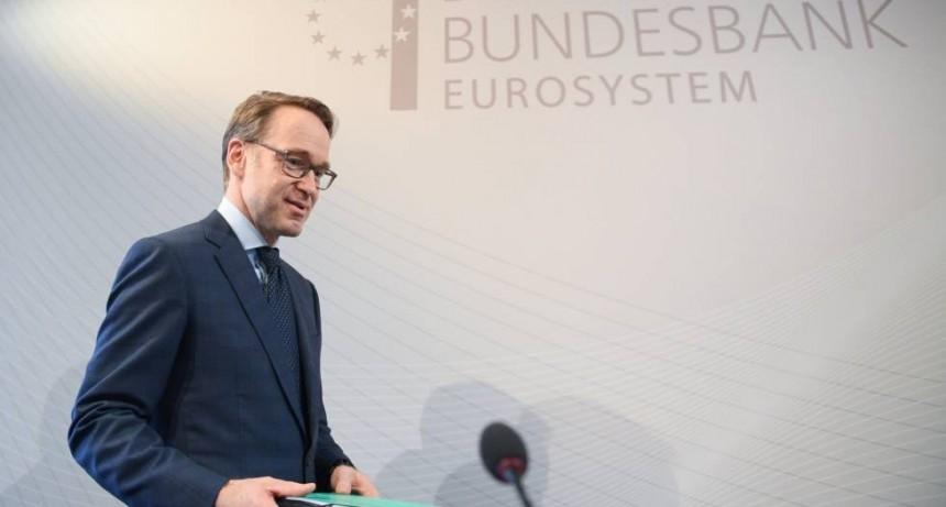 Alemania admitió sobre una posible recesión