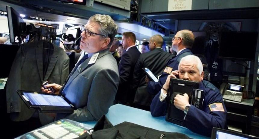 Wall Street cerro en baja