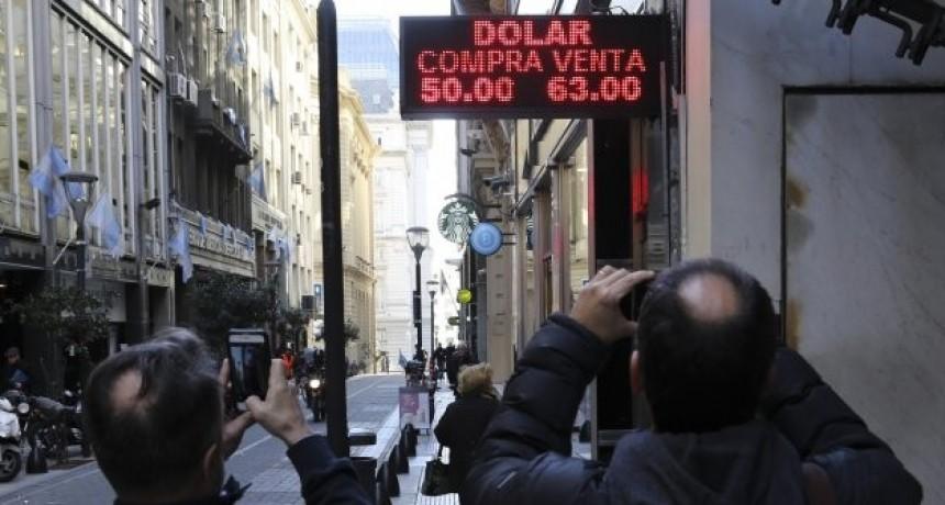 El dólar se mantiene estable en el segundo día