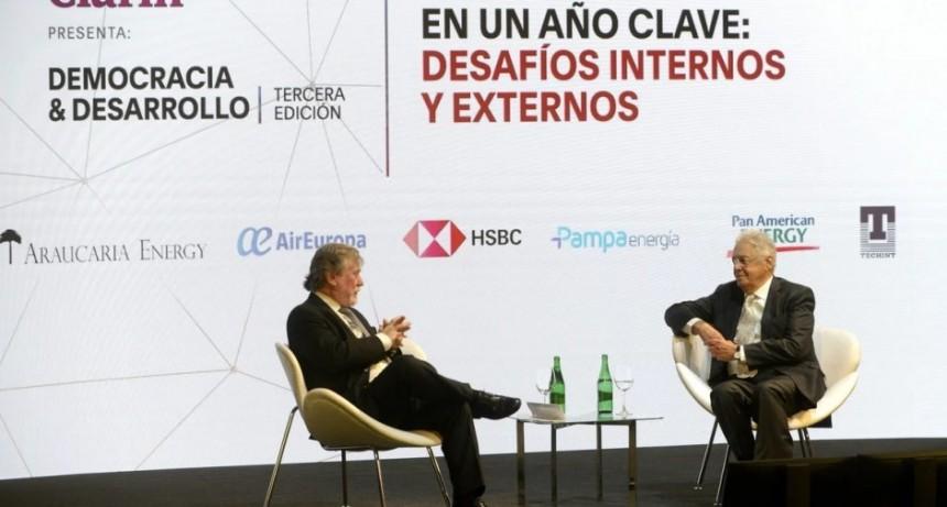 Cardoso: Un presidente simboliza más que un partido, una nación