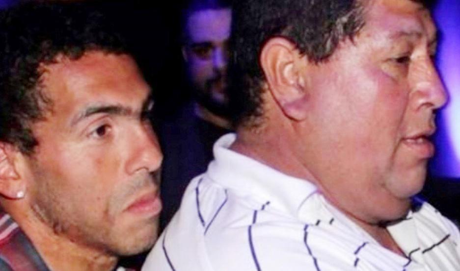 El padre de Carlos Tevez internado