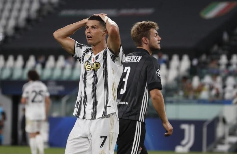 Juventus se despidió de la Champions League