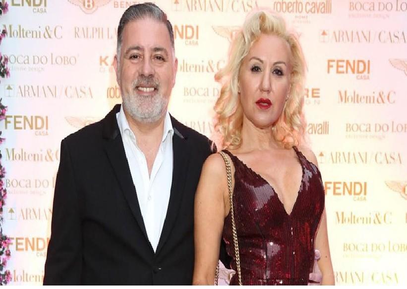 Fabián Doman se separo luego de tres años de amor