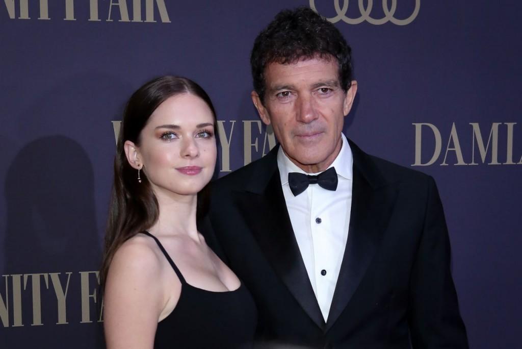 La bella hija de Antonio Banderas en su debut de modelo