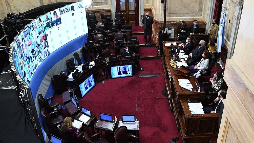 El Senado debate hoy el proyecto Reforma judicial