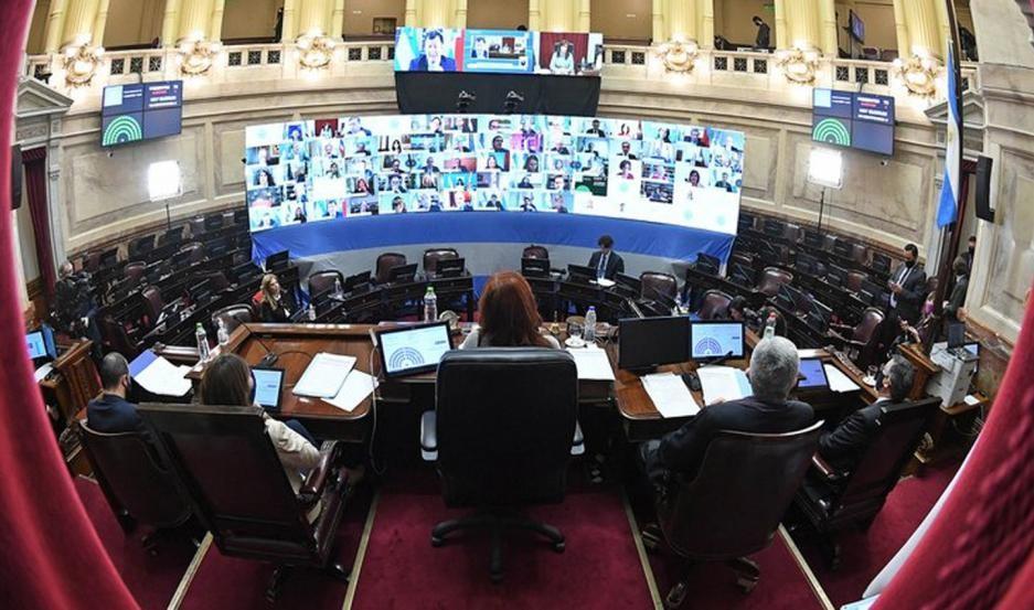 El Senado debate el proyecto Reforma Judicial