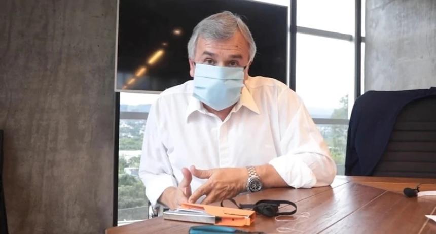 Gerardo Morales dio positivo de coronavirus