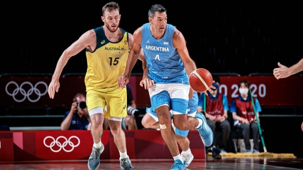 La selección argentina de básquet quedó eliminada en Tokio