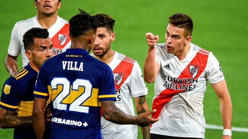 Boca y River se juegan a todo o nada en otro vibrante Superclásico en La Plata