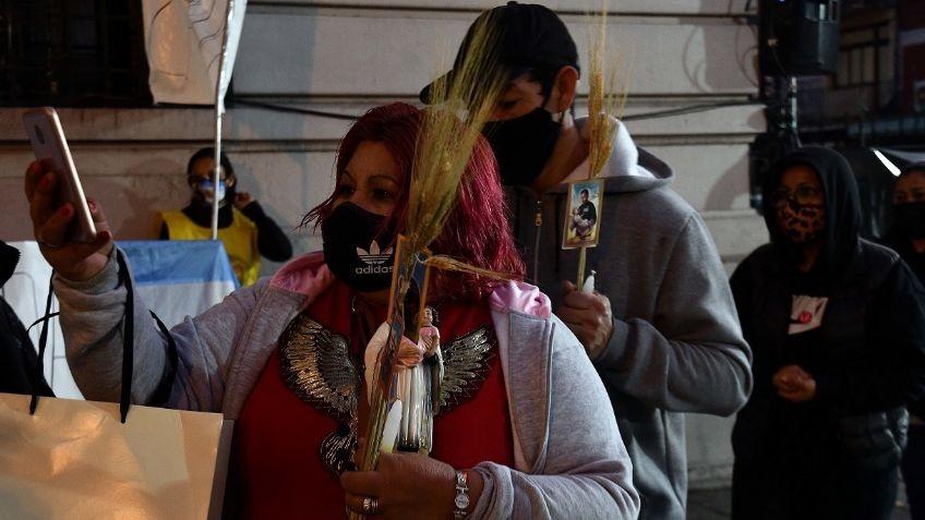San Cayetano es venerado con procesiones en el Paìs