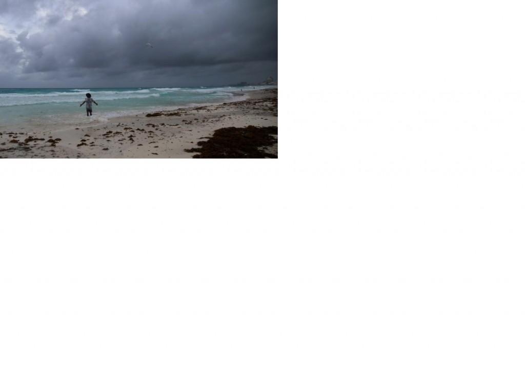 El huracán Grace tocó tierra en Tulum y hay alerta máxima en el Caribe