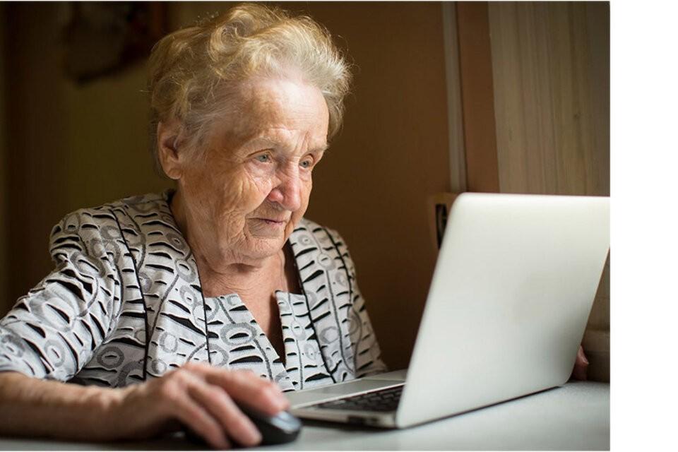 Jubilados pueden comprar la PC en 40 cuotas fijas