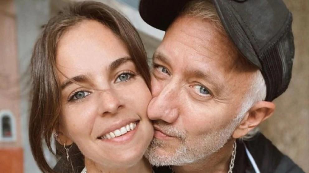 Andy Kusnetzoff y Florencia Suárez fueron padres