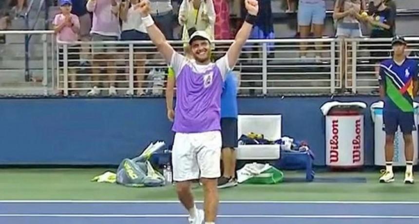Marco Trungelliti triunfò en el US Open