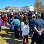 """Centenares de vecinos de la zona Este participaron del programa """"La Municipalidad en mi Barrio"""""""