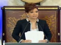 Cristina Fernández presentó las nuevas formaciones de la Línea Mitre.