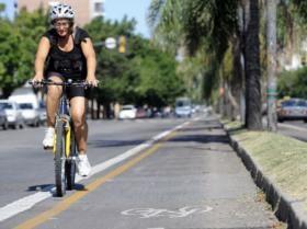 Desde hoy se destinarán nuevos espacios para los ciclistas