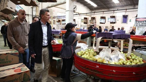 Macri: La inflación