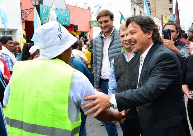 Más de 4 mil peregrinos fueron asistidos por la Municipalidad y la Cooperadora