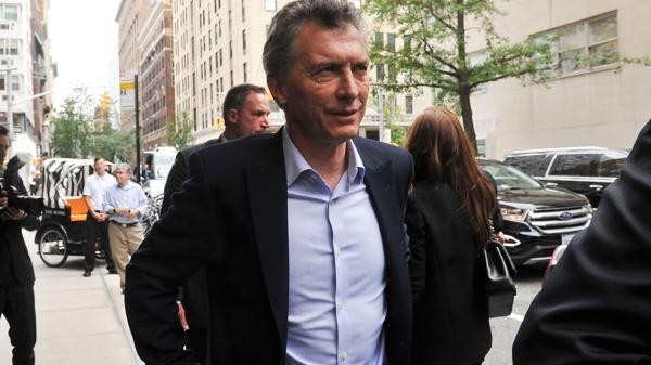 Macri participa de la reunión anual de la Clinton Global Initiative en Nueva York