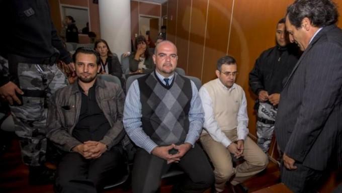 Gómez Paz: pido perdón a la familia Trogliero